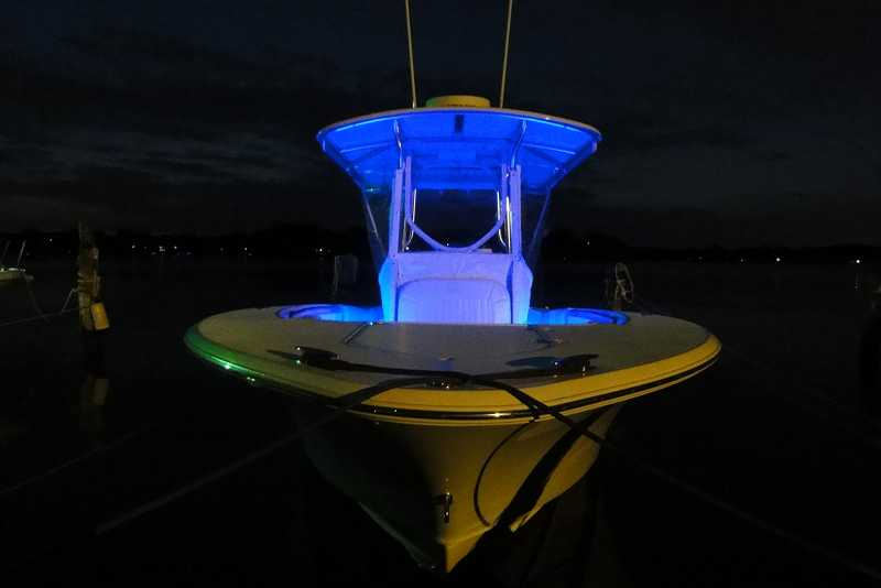 The brightest Marine LED strips available